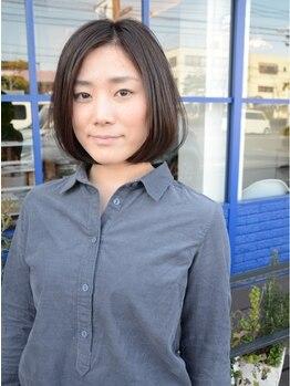 トロ ヘアーサロン(.toro hair salon)の写真/経験豊富なStylistによる高技術であなたに最適のショートヘアを叶えます☆【お子様同伴可◎】