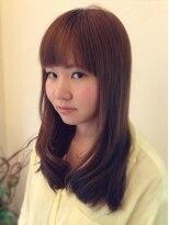 ヘア デザイン スタイリー(Hair Design stylee)サラ艶ストレート☆stylee