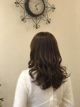 クラウンオーガニックヘアー(CROWN organic hair)ふんわりツヤツヤ大人女性ヘアー