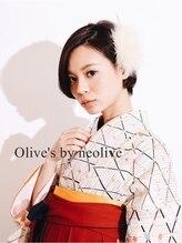 オリーブスバイネオリーブ(Olive's by neolive)【新宿neolive】卒業式*袴着付け+ヘアセット+メイク\14040