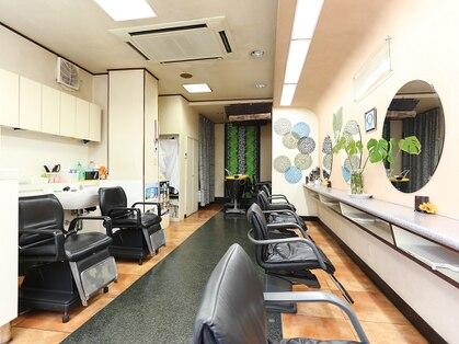 ヘアークラフト サン 玉出店(HAIR CRAFT SAN)