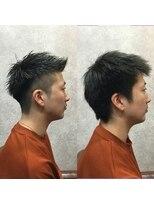 セブン ヘア ワークス(Seven Hair Works)[カットベーシック]2ブロック