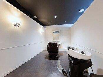 シェノン(Chainon)の写真/【全ての施術スペースが完全個室◎】ゲストの事を一番に考え、設計された空間だからこそリラックスできる。