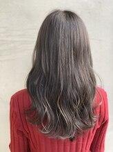 クリック ヘアスタジオ 富士見台店(CLiC Hair Studio)【アディクシーグレージュ】担当yuka