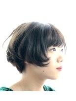 エトネ ヘアーサロン 仙台駅前(eTONe hair salon)【eTONe】見惚れボブ