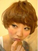 アレーン ヘアデザイン(Alaine hair design)☆ニュアンスパーミング♪マニッシュガール☆