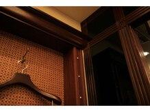 東京銀座ビーゼット 銀座本店(東京銀座BZ)の雰囲気(プライベートルームのような内装家具)