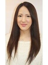 ヘアーフォーブリコス(hair for Brico's)サラサラ黒髪ロングスタイル