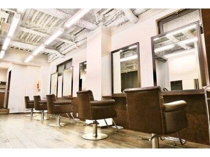 ヘアーサロン アウラ(hair salon aura)の写真