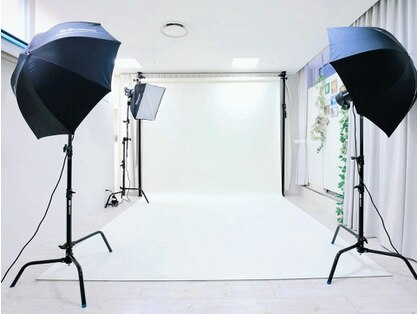 ヘアメイクアンドフォトスタジオ ベストシーン 有楽町 東京交通会館の写真