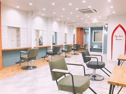 アグ ヘアー ビーコン 長野東和田店(Agu hair beacon)の写真