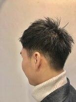 ルクール(Le Coeur)爽やか刈り上げショートヘア