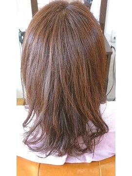 ヘアー クリエイション(Hair Creation)セミローレイヤー
