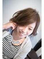 ヘアースタジオ ライト(HAIR STUDIO LIGHT)☆ショートでも変身、ヘアアレンジ♪☆