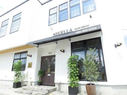 ニゲラ ヘア デザイン(NIGELLA HAIR DESIGN)の写真