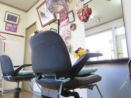 美容室 ヨーコの写真
