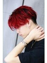 リップスヘアー 銀座(LIPPS hair)men's版 ハンサムショート