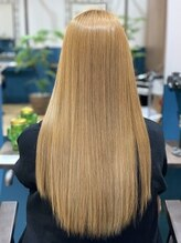 【極上の髪質改善・酸熱トリートメント】髪質をだんだんと変えていきたい方へ♪
