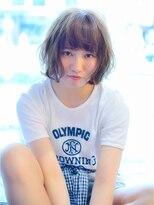 リプル(Ripple)【Ripple】夏髪☆ゆるふわショートボブ【板橋】