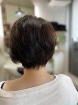 ヘアーアンドフェイス タケトイズ(hair&face TAKETO.is)#TAKETO is ヘアスタイル