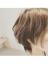 ヘアスペースソル(Hair space SOL/)エアリーショート