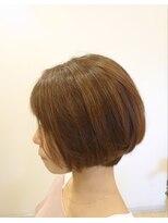 ファルコヘア 立川店(FALCO hair)すっきりショートボブ