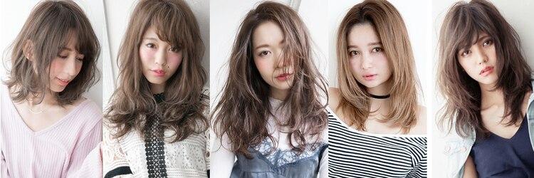 ロシェ ヘア ワークス(Roche Hair Works)のサロンヘッダー