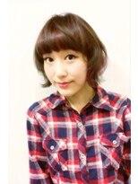 アイフラップ(I-FLAP)小川淳子 いつものカラーをオシャレに☆アクセントカラー