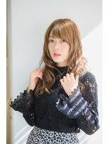 ロードヘアー 池袋東口店(RoadHair)ふんわりカールヘア☆【Road池袋東口店】