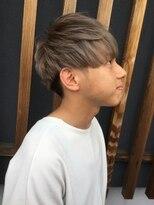 レザボア ヘアーアンドビューティー ハイブ店(reservoir Hair&Beauty Haibe)マッシュ