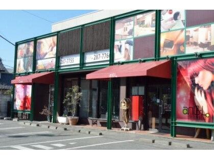 ヘアースペース アンジール 敷島店(HAIR SPACE anG L)の写真