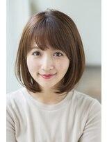 【joemi】ツヤ髪、王道大人ひし形ボブ (小倉太郎)