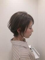 テラスヘア(TERRACE hair)抜け感ショート