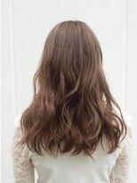 ポッシュ 原宿店(HAIR&MAKE POSH)モーブ