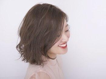 アルティ(Arti)の写真/カット¥4320◆女性らしさを活かした美シルエットカットが得意!簡単スタイリングでまとまるヘアは《Arti》へ
