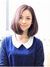 イチゴ 大森店(ICH GO)小顔魅せ☆クラシカル大人ロブ【ICH・GO大森店】