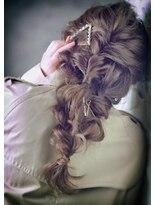 オゥルージュ(Au-rouge noma)[2017SS Re:STYLE aurouge noma] ARRANGED HAIR #4
