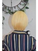 ヘアーサロン エール 原宿(hair salon ailes)(ailes 原宿)style388 イエロー☆似合わせカット