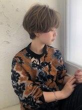 ヘアリゾート レガロ(hair resort REGALO)大人可愛い☆ハンサムショート小顔
