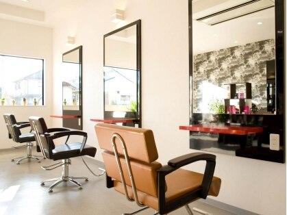 ヘアースタジオ アンプ(hair studio Amp)の写真