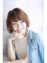 美髪デジタルパーマ/バレイヤージュノーブル/クラシカルロブ/245