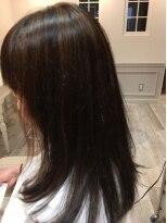 ヘアー カラー キー(HAIR color KEY)ナチュラルハイライト