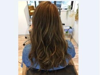 ヘア アトリエ プルトア(hair atelier Pourtoi)の写真/話題の【イルミナカラー】!透明感&ツヤカラーで大人気☆