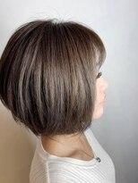 フレア ヘア サロン(FLEAR hair salon)ハイライトボブ