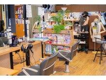 美容室 アクティア(Actia)の雰囲気(1度の施術でかなりの効果と持続力を提供いたします。)