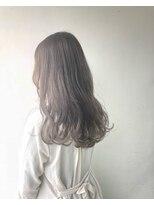 ヘアメイク オブジェ(hair make objet)ゆるふわグレージュ☆★KAI☆★