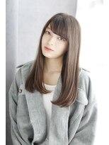 ヘアーサロン セル(Hair Salon CELL)ナチュラルストレート 髪質改善