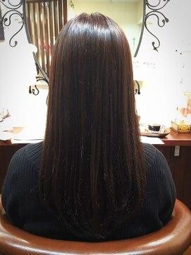フィン(FiN by allure)【池袋の髪質改善専門店FiN by allure】カラーエステで艶やか☆