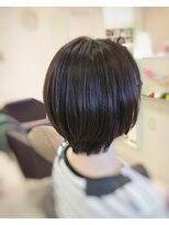 クール ヘアー ギャラリー 神明町店(COOL Hair gallery)正統派ショートボブ