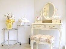 美容室 アヴァンセ(AVANCER)の雰囲気(メイクブースもあります。駅も近く、そのままお出かけも出来ます)